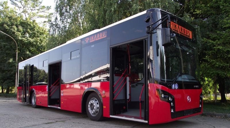 GSP linija 512 autobus